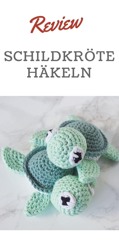 Häkeln Amigurumi Schildkröte Pinterest