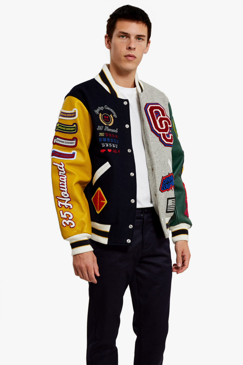 Opening Ceremony Celebrates 15-Years Strong With Limited-Edition Varsity Jacket