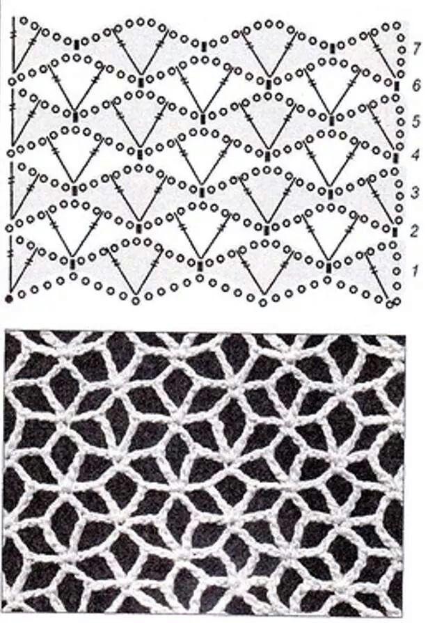 Calado crochet | borrar despues ganchillo c. | Pinterest | Ganchillo ...