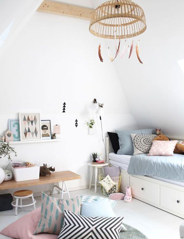 10 lovely bohemian chic kids room designs | My Cosy ...