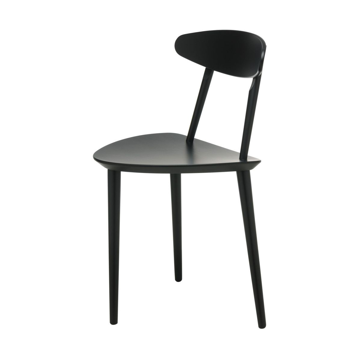 J107 Stuhl schwarz Jetzt bestellen unter: https://moebel.ladendirekt ...