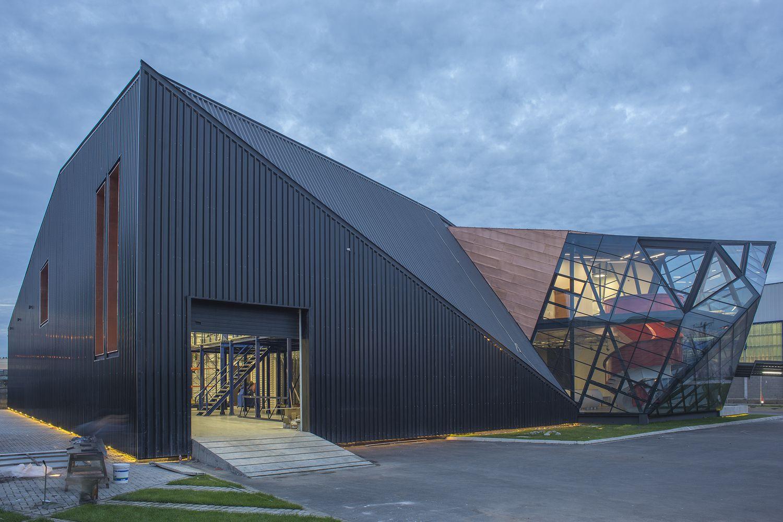 Galería de Edificio corporativo Comercial Sinsef / The Standard - 7