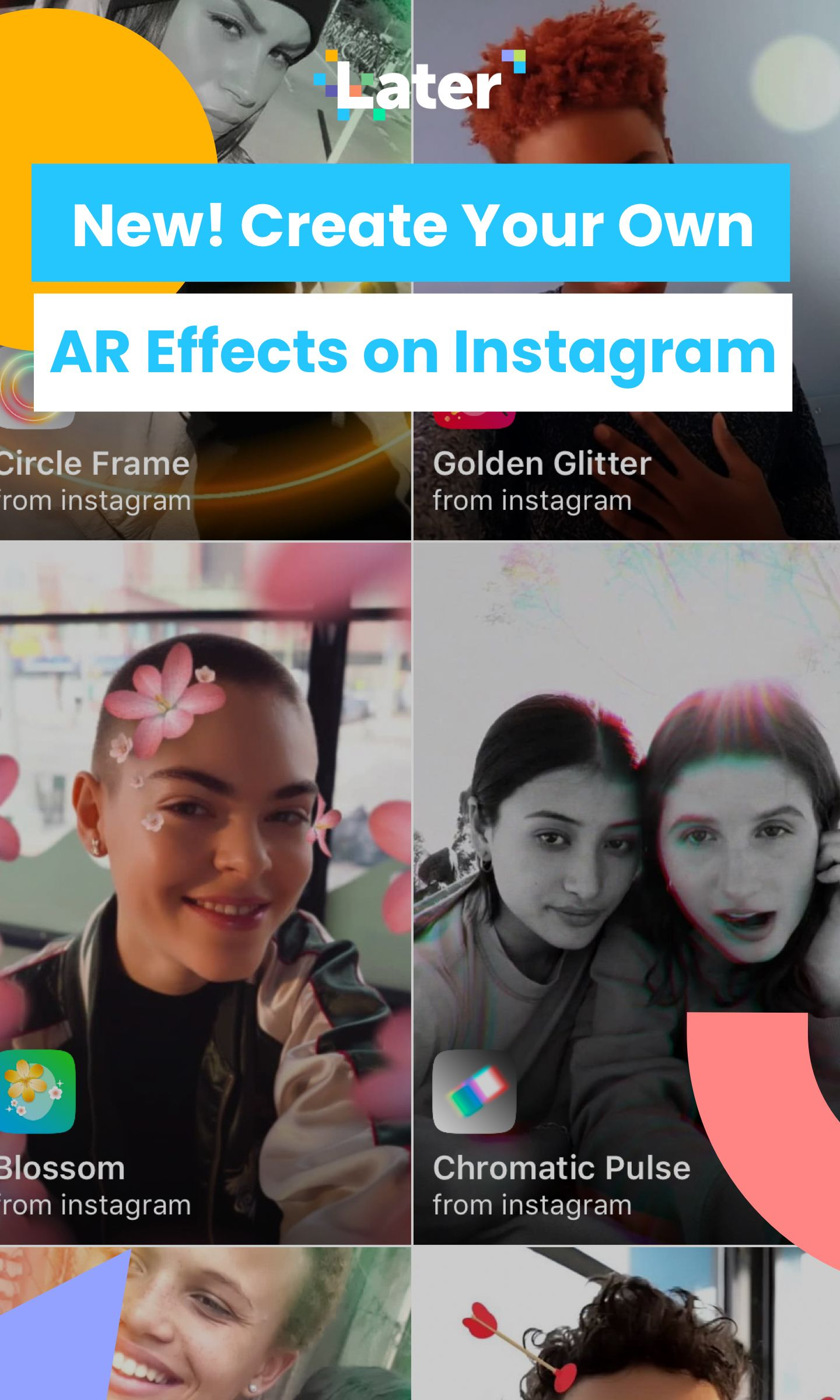 You Can Now Create Your Own AR Effects on Instagram