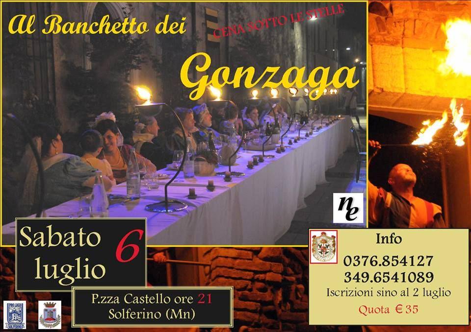 Solferino (Mn) | A Cena dai Gonzaga #GardaConcierge