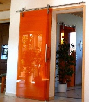 Modern Barn Door Hardware For Glass Door   Modern   Interior Doors   Hong  Kong