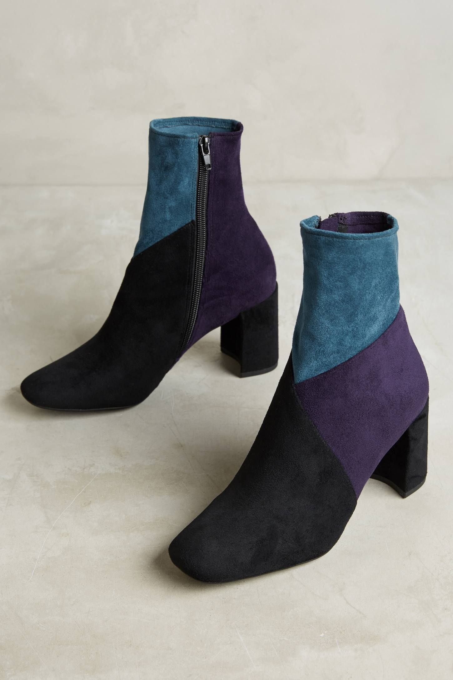 8e8e46acc486 Jeffrey Campbell Morgana Booties | Foot Wear! | Shoe boots, Boots ...