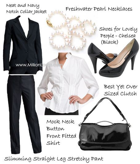what to wear for consulting interview