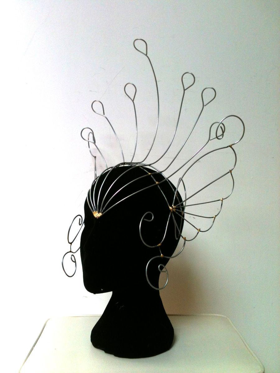head frame icarus   Costume Supplies in 2018   Pinterest   Headdress ...