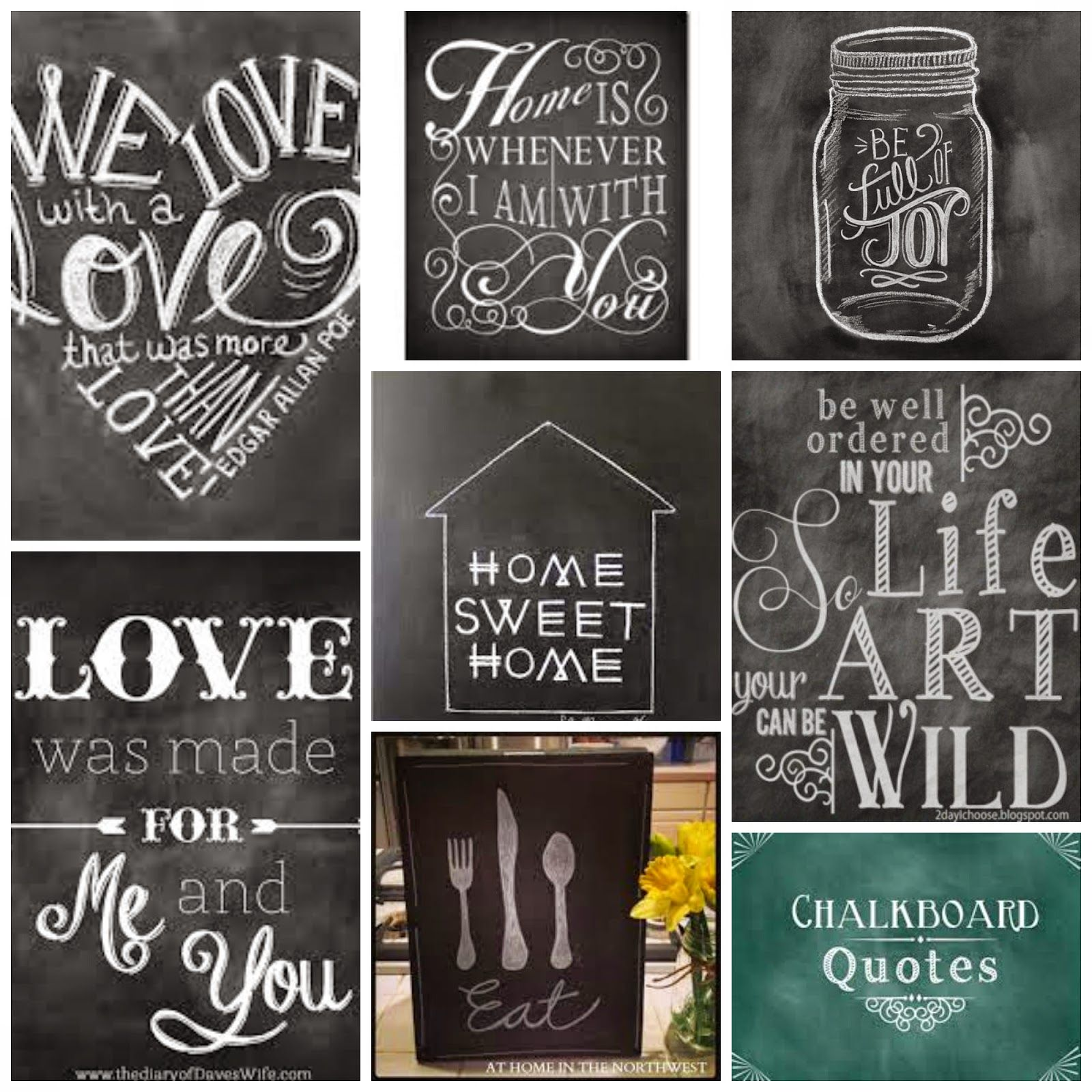 At Home With Bobi Chalkboard Art Ideas Chalkboard Art Tutorial Chalkboard Art Chalk Art