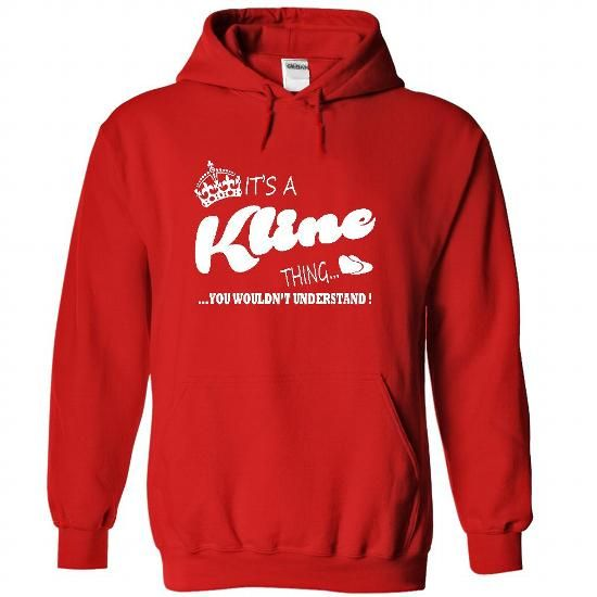 Awesome Tee Its a Kline thing, You Wouldnt Understand !! T shirts