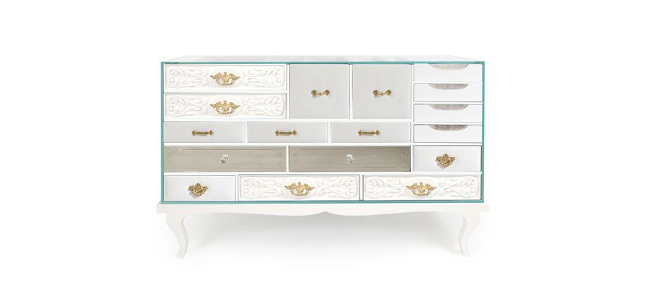 Soho Sideboard Exclusive Furniture Soho, Design trends and Modern