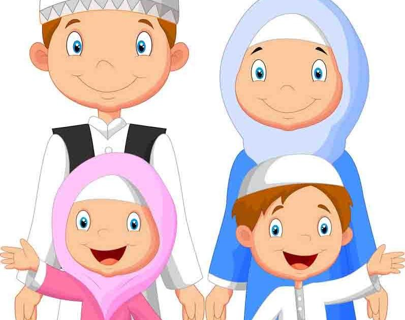 32 Gambar Kartun Keluarga Anak Tiga Gambar Mewarnai Keluarga Lengkap Dengan Contoh Warnanya Download Keluarga Tiga Cinta Ibu Dan Kartun Gambar Kartun Anak