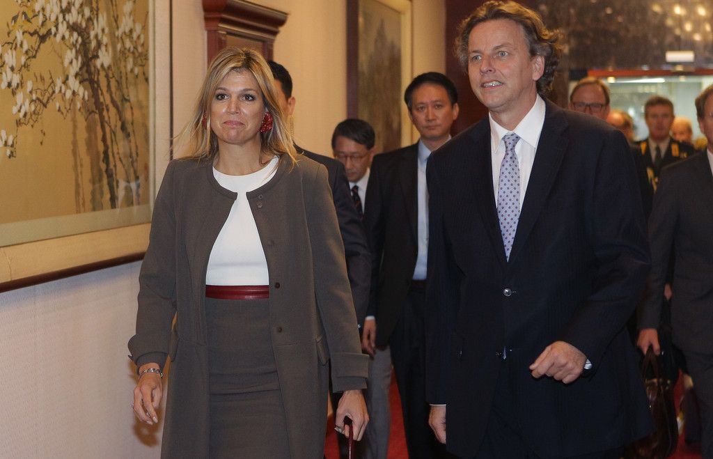 King Willem-Alexander and Queen Maxima arrived at Gimpo Airport in South Korea for a state visit  until November 4th.