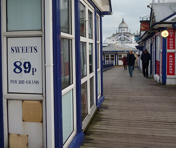 A.Bostwick, Lewes. Worst Holiday Photographer Competition Entry.