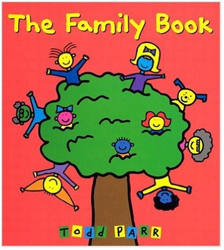 The Family Book - $5.86