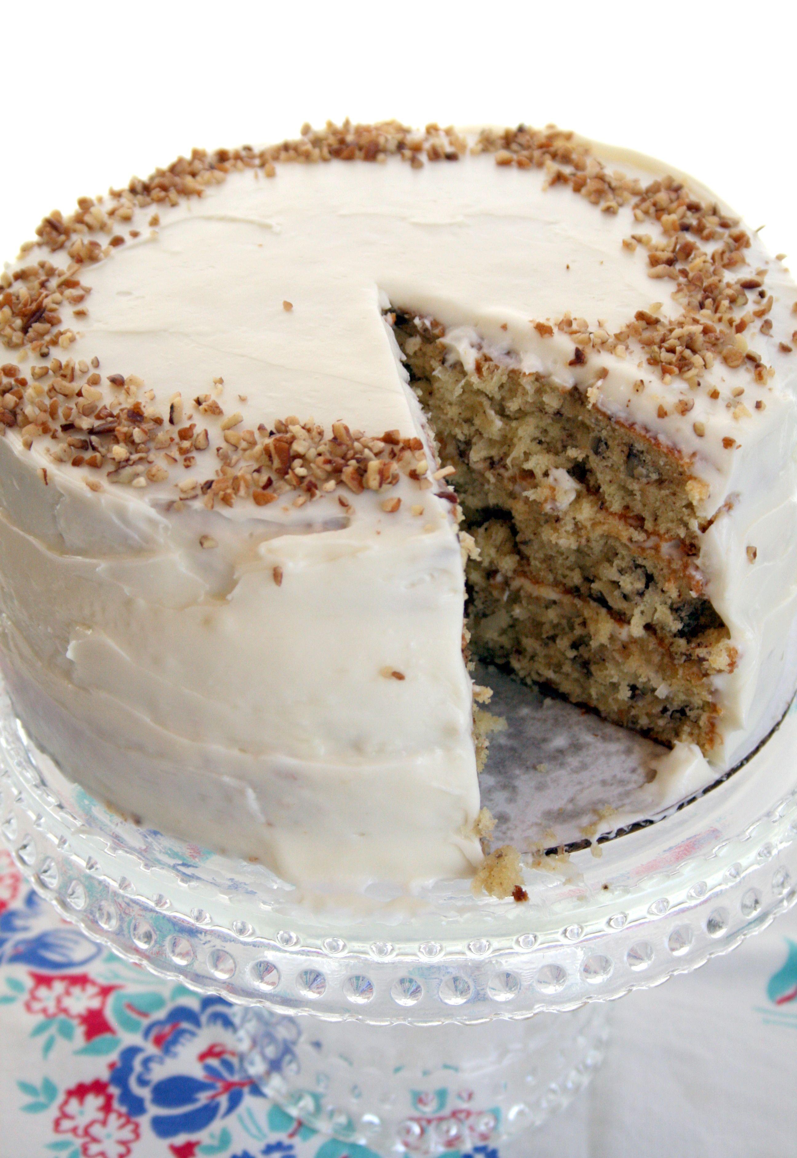 Italian Cream Cake This tender meltinyourmouth coconut cake