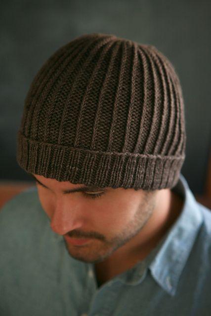 Rutherford pattern by Veronika Jobe | Knit beanie pattern ...