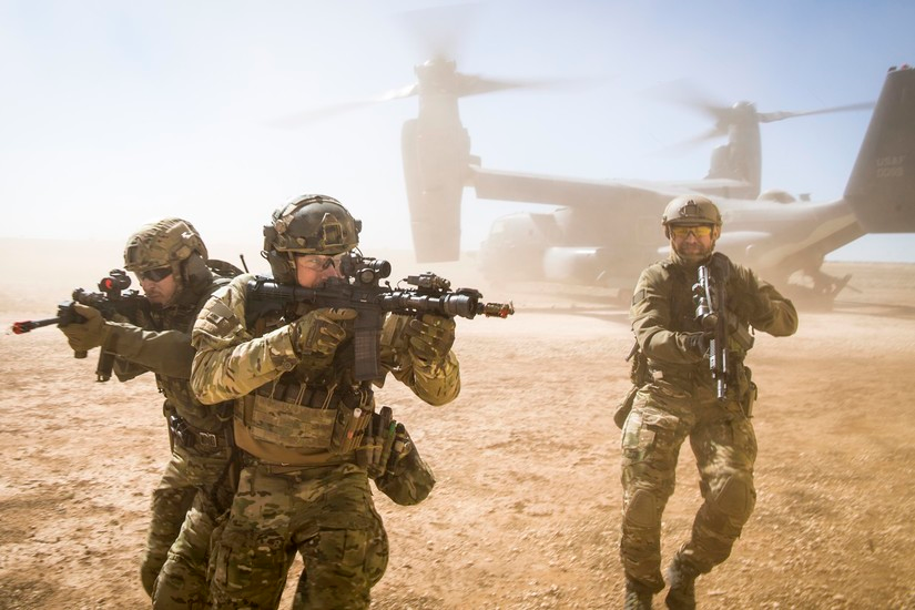 The Real U.S. Special Operations Command > U.S. DEPARTMENT