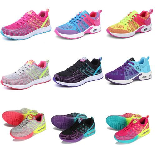 Women/'s Sport Casual Shoes Outdoor Running Sneakers Athletic Walking Breathable