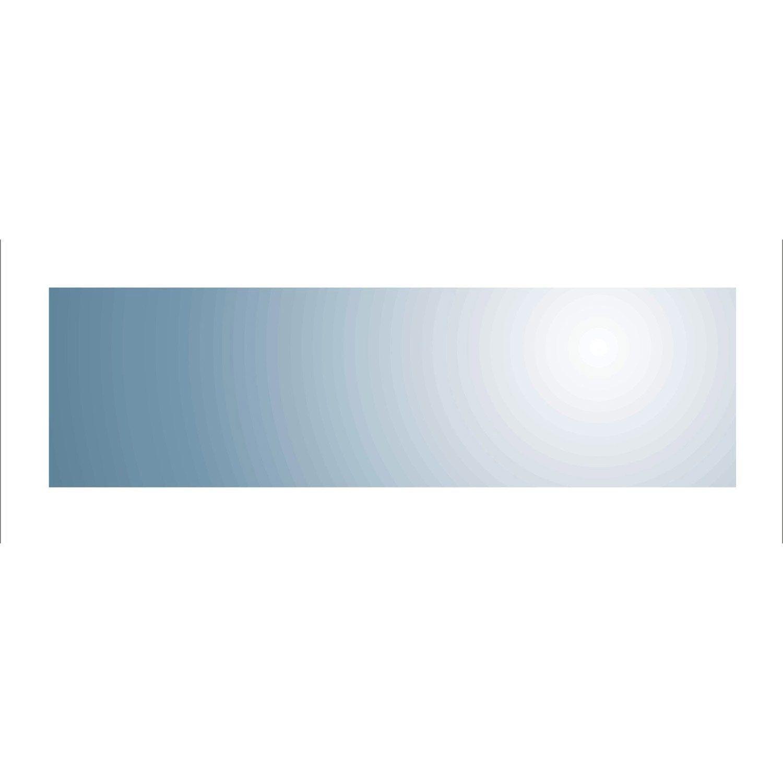 Miroir Non Lumineux Decoupe Rectangulaire L 40 X L 138 Cm Poli Miroir Et Meurt Coupant