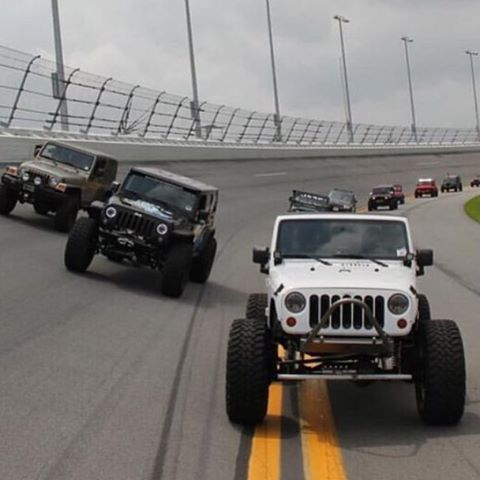 Slowest Race Ever Would Still Chose It Over Nascar Jeep