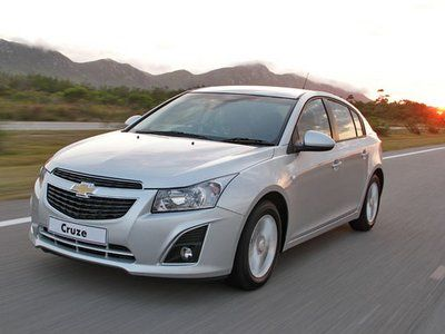 New Chevrolet Cruze Hatchback In South Africa Cars Co Za