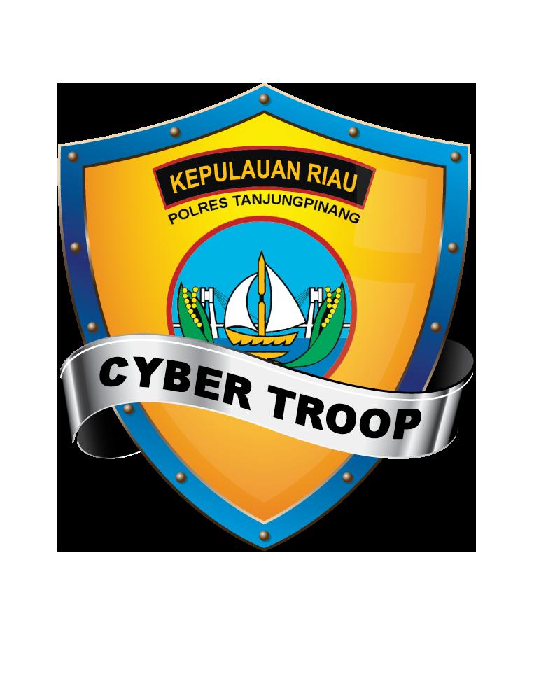 Halo Dunia Network Ini Logo Cyber Troops Polres Tpi Dunia Kepulauan Tahu