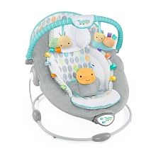 Taggies Soothe Me Softly Bouncer Baby Rocker Baby Bouncer Baby