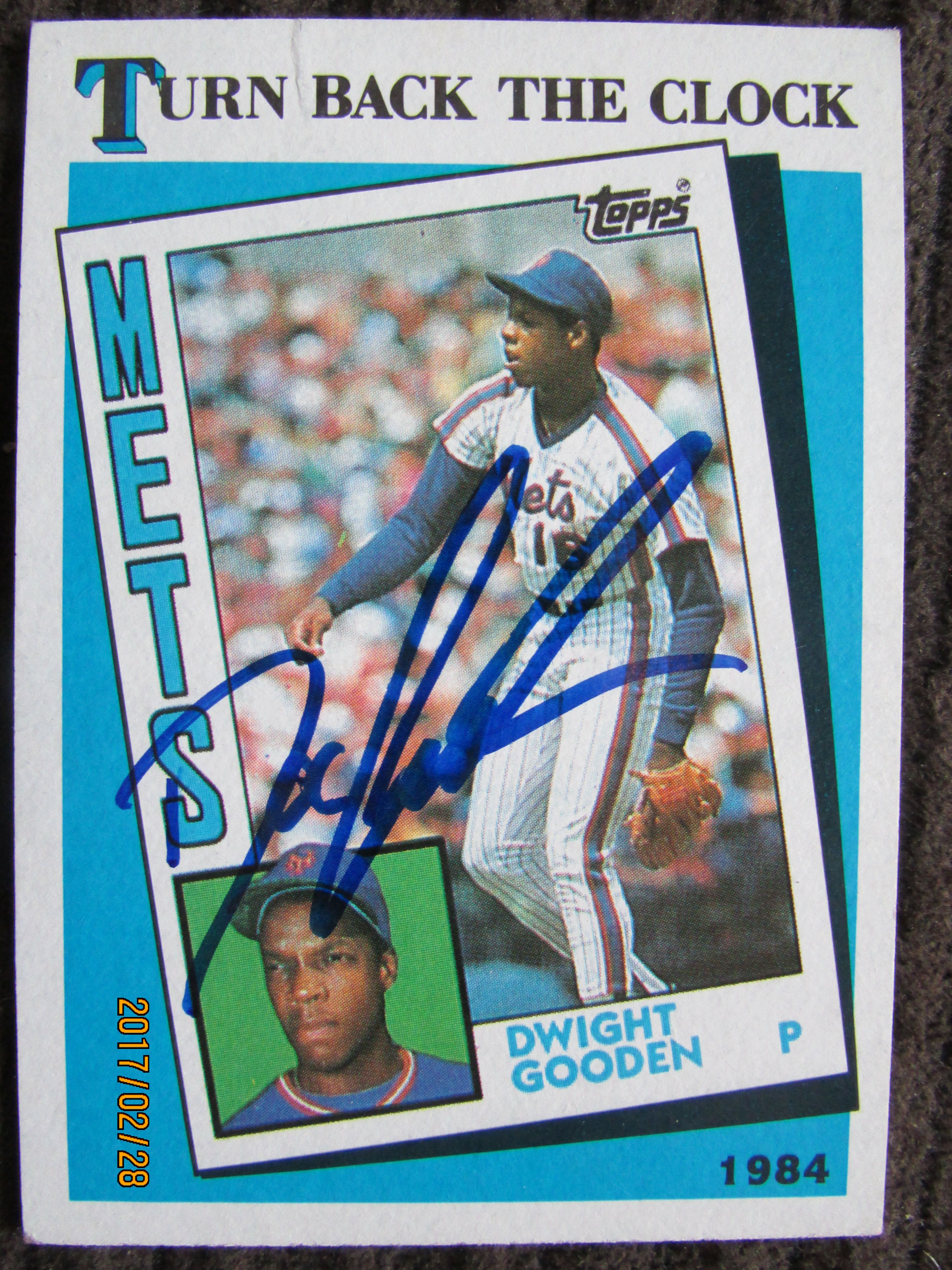 Pin by Stefan Lucas on 1989 Topps Set Autographs Dwight