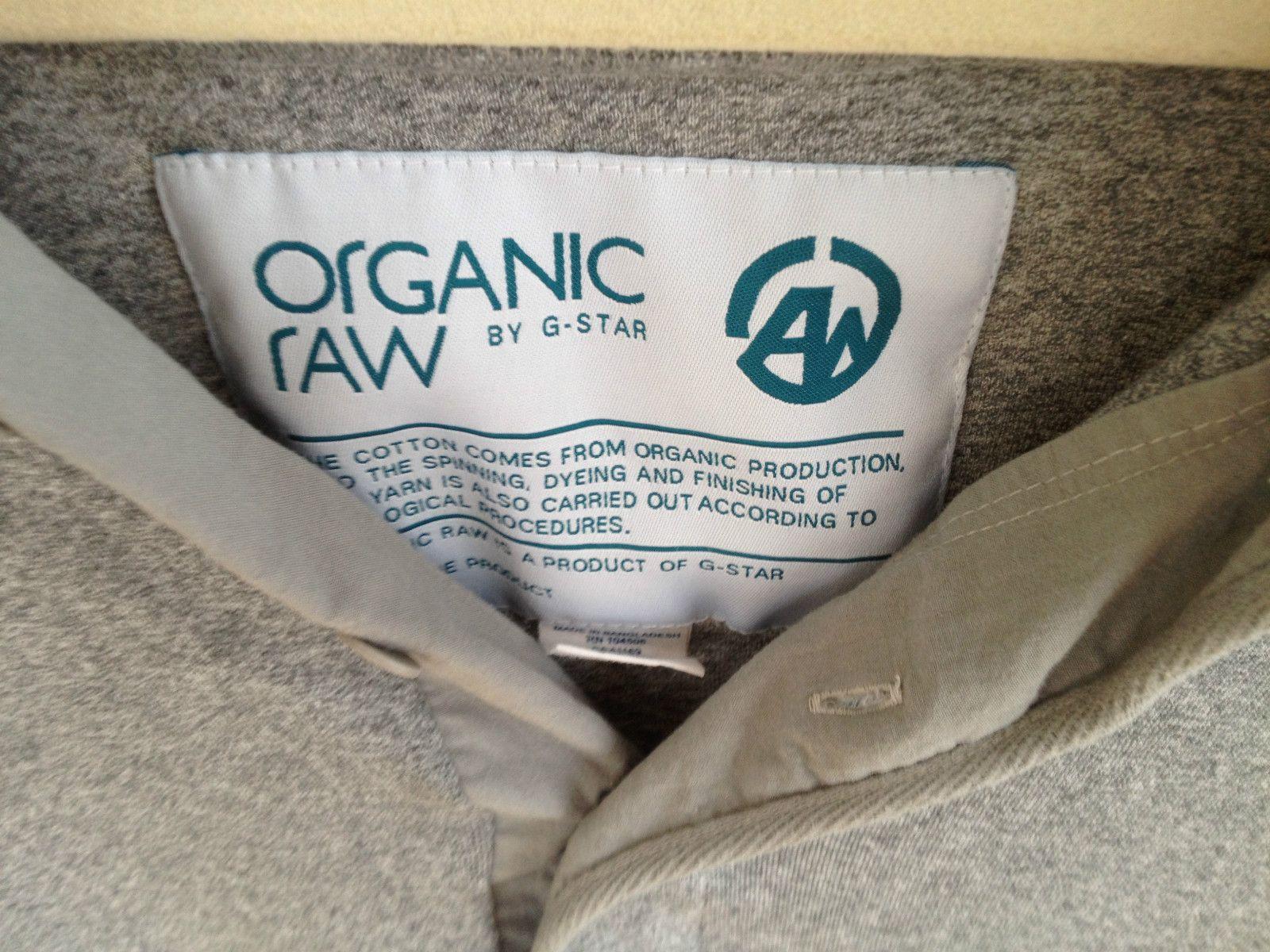 G star ORGANIC RAW t shirt.