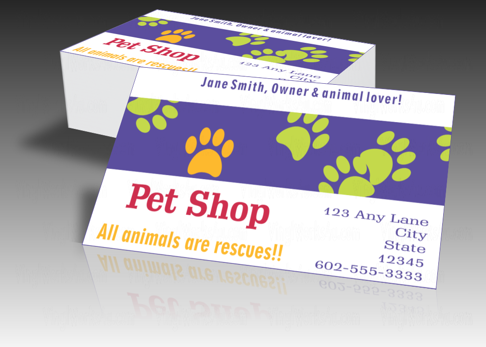 Printed business cards 500 count heavy weight card stock 16pt with printed business cards 500 count heavy weight card stock 16pt with uv coating on reheart Gallery