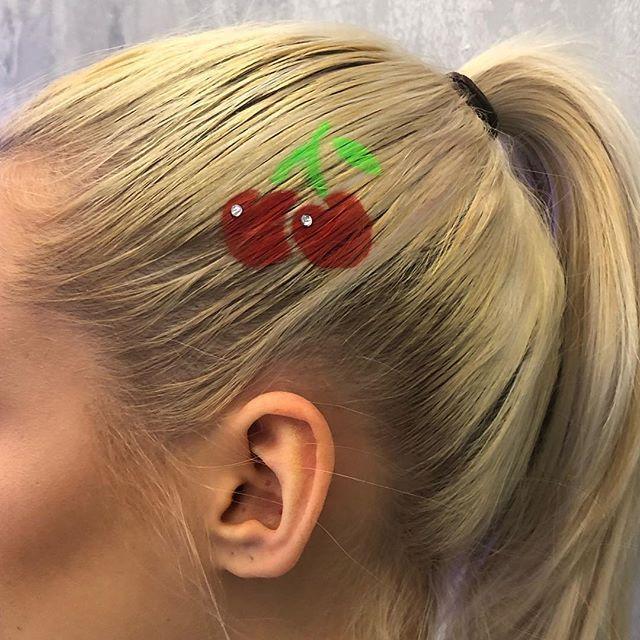 anniebercy • Instagram photos and videos Cherry hair