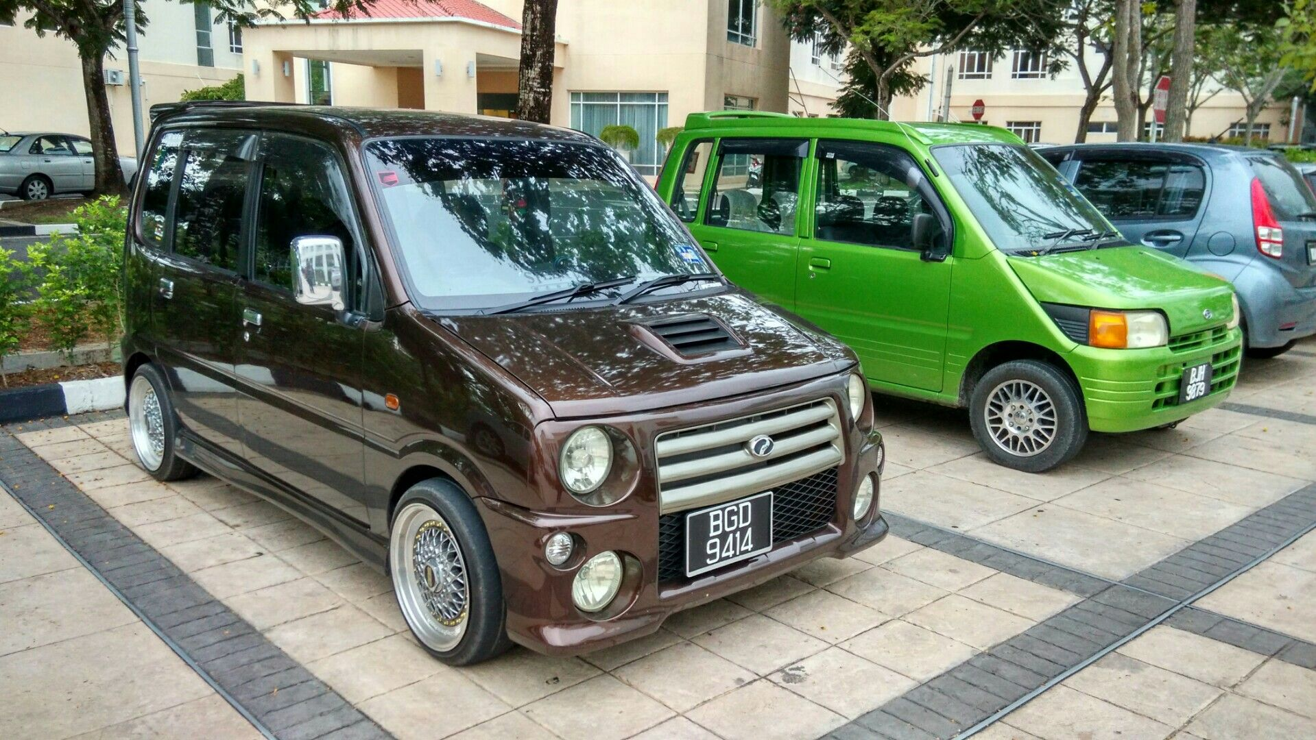 Genrations Of Daihatsu Move Dengan Gambar
