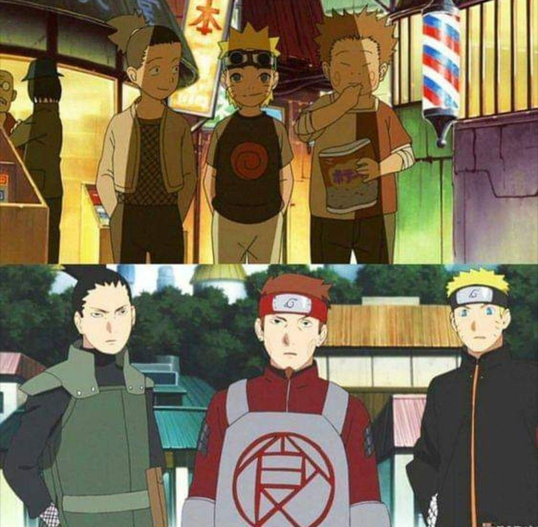 10 years latar 🖤 Naruto shippuden sasuke, Naruto