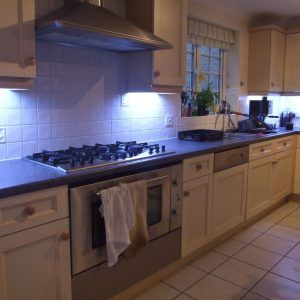 Bon Battery Operated Led Lights For Kitchen Cabinets