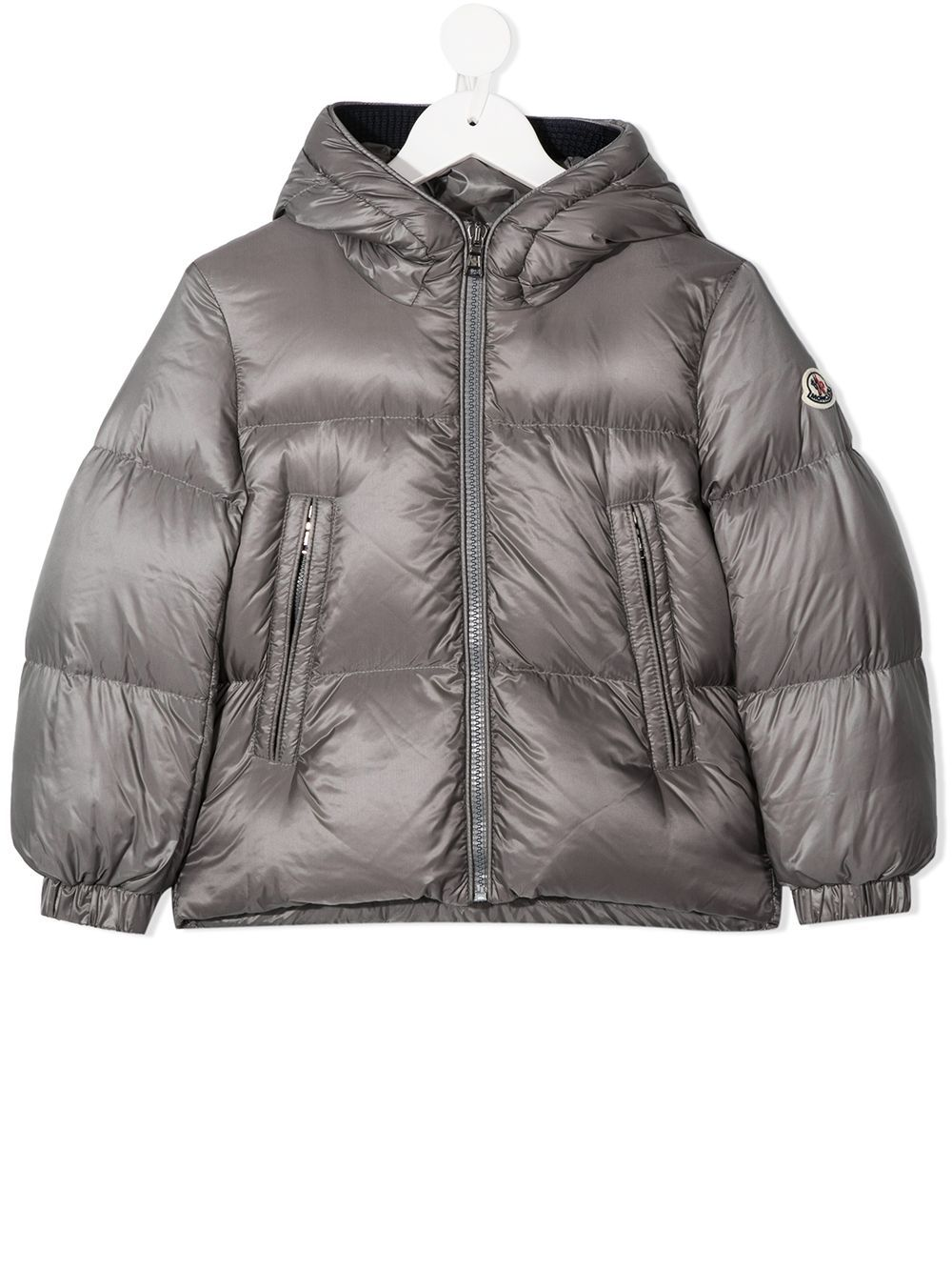 Moncler Enfant Down Puffer Jacket Farfetch In 2021 Puffer Jackets Jackets Puffer [ 1334 x 1000 Pixel ]