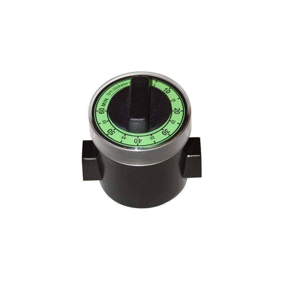 Automatic Non Electric Shut Off Valve With Timer For Gas Barbecue