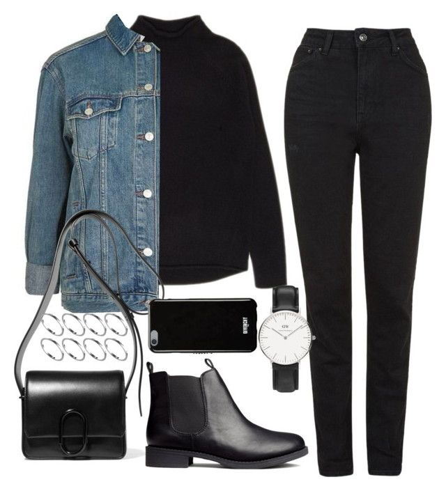 """""""Untitled #95"""" by nirmaladv on Polyvore featuring Topshop, Daniel Wellington, 3.1 Phillip Lim, H&M, Givenchy and ASOS"""