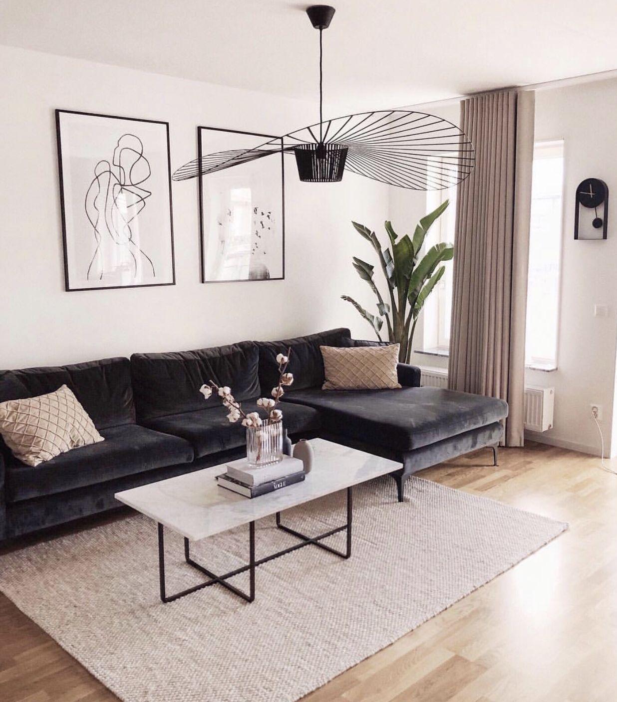 7 Amazing Scandinavian Living Room Designs Collection - Hoomble - Roominspiratio...