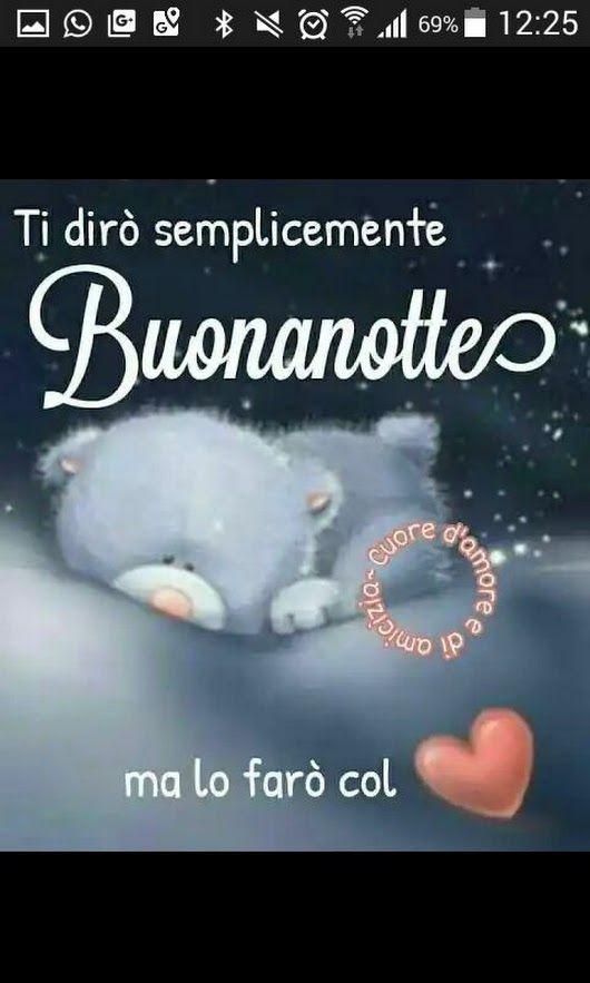 Buona Notte A Tutti Voi Amici Immagini Divertenti Buonanotte E