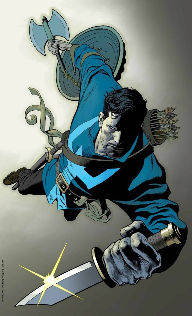 Doctor Strange #10 by Kevin Nowlan *