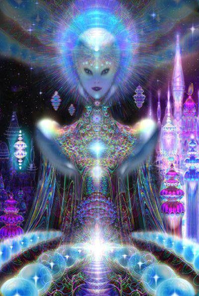 We are all starborn, starseeds, created from the same source