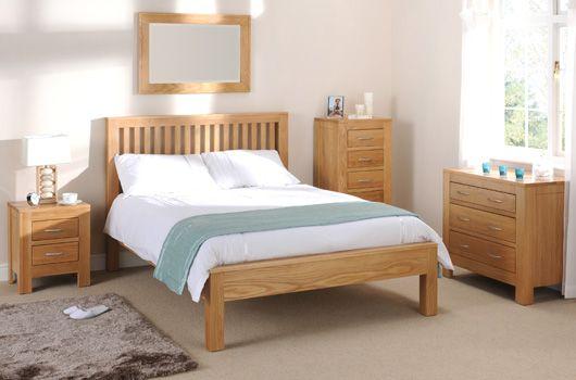 New England Painted Oak Bedroom Furniture | bedroom | Pinterest ...