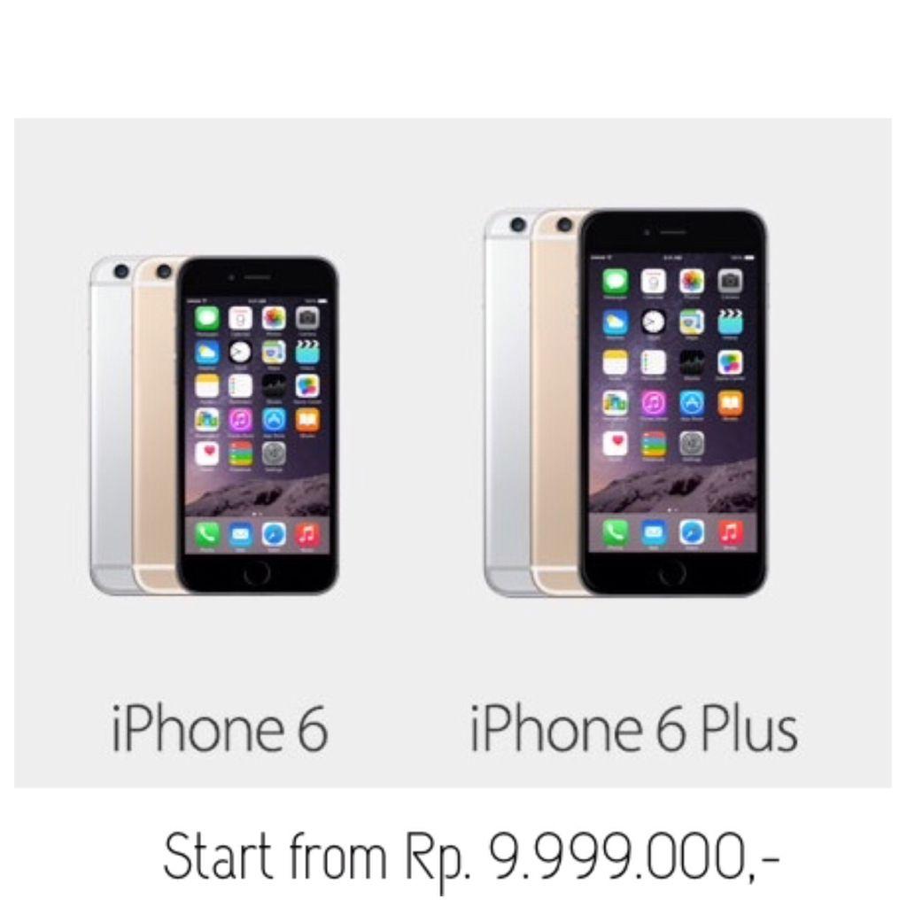 iPhone 6 & iPhone 6+ Start from Rp. 9.999.000,- *until 31 January 2015   Visit our Store iPhoneBali  Nakula Timur 18A Kuta & Seroja 36 Denpasar  ☎️0361 499201 , 415036 text/sms : 081999123010 web : www.iphonebali.com BBM : 5196E24F, 74834CB4 LINE : iphonebali  #iphonebali #iphone #apple #new #iphone6 #iphone6+ #readystock #denpasar #kuta #desember #specialprice #cash #kredit #hotpromo #murmer #limited #balimoneysaver #gold #spacegray 
