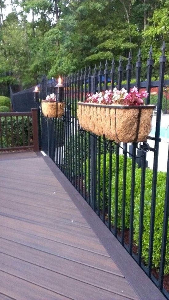 25 Fences That Will Turn Around Heads With Images Outdoor