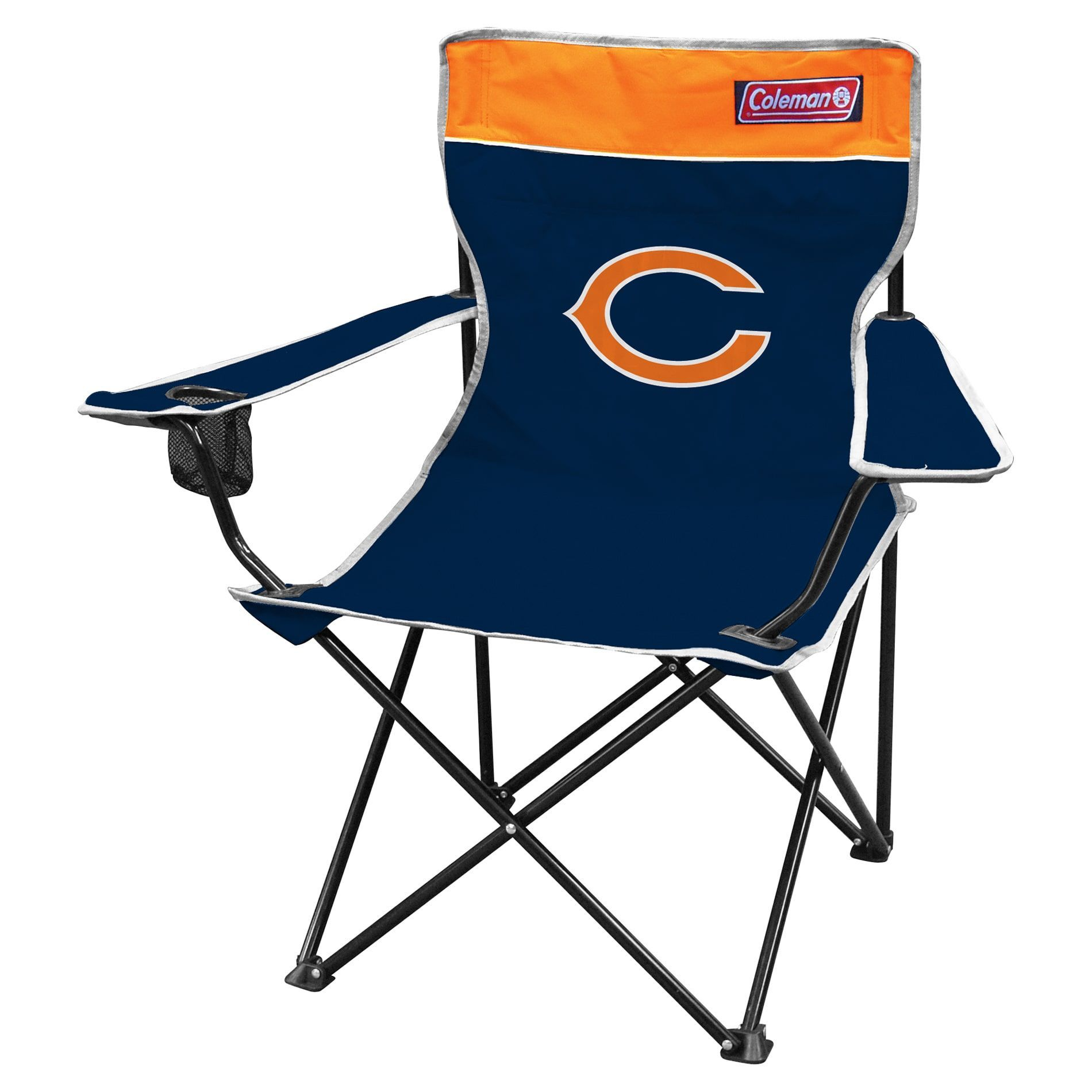 Coleman NFL Chicago Bears Quad Tailgate Chair