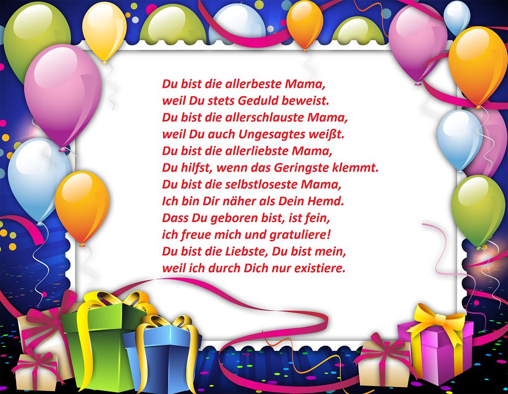 Geburtstagswunsche fur mama whatsapp