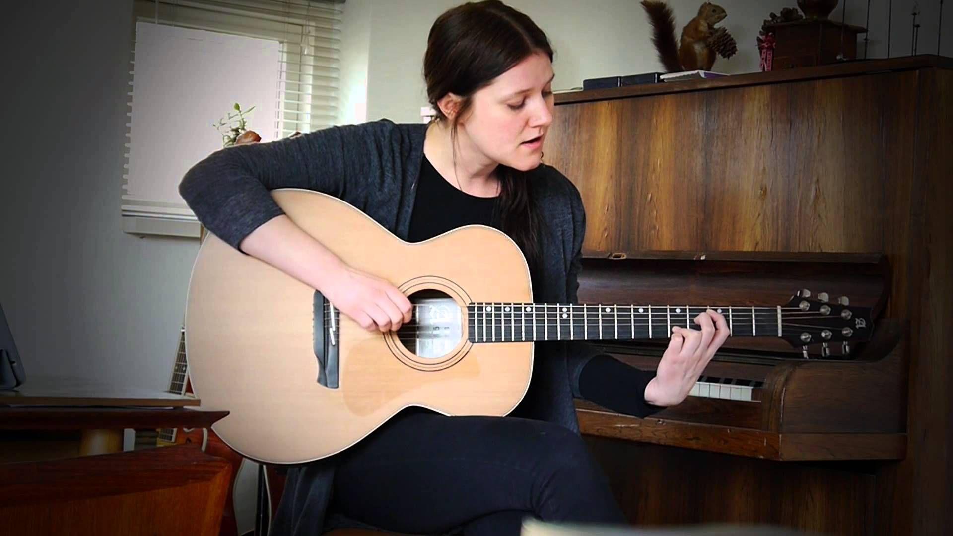 Ida Wenoe I Am On Your Side Slide Guitar Dobro Acoustic Guitar