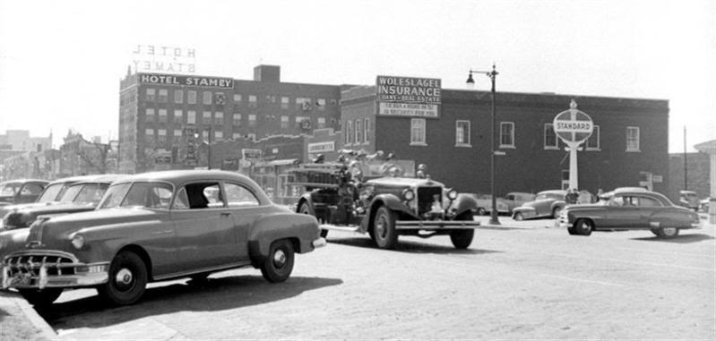 Hutchinson Ks Vintage Shots From Days Gone By Landmark