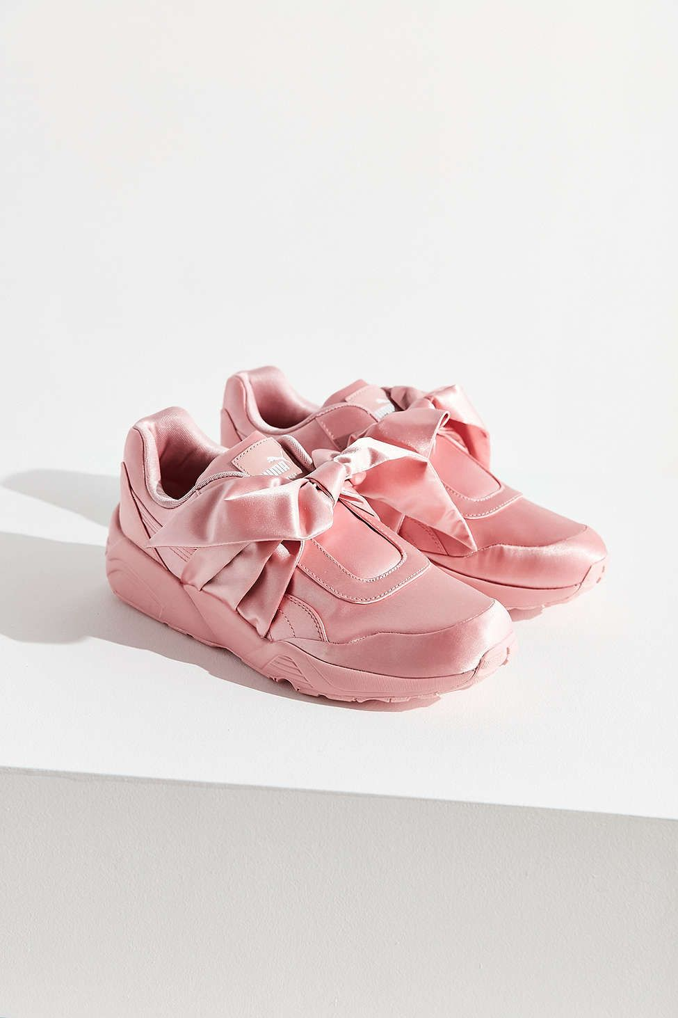 5257f72e2d2 Puma Fenty by Rihanna Satin Bow Sneaker